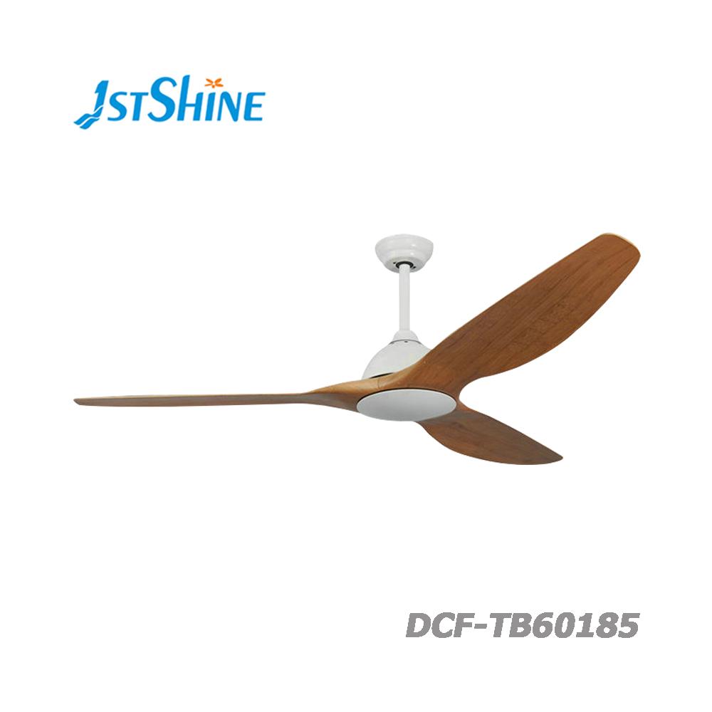 Món quà mùa hè điều hòa không khí thiết bị thông gió tuần hoàn nhà thiết kế ventiladores de aire rắn gỗ balde trần người hâm mộ