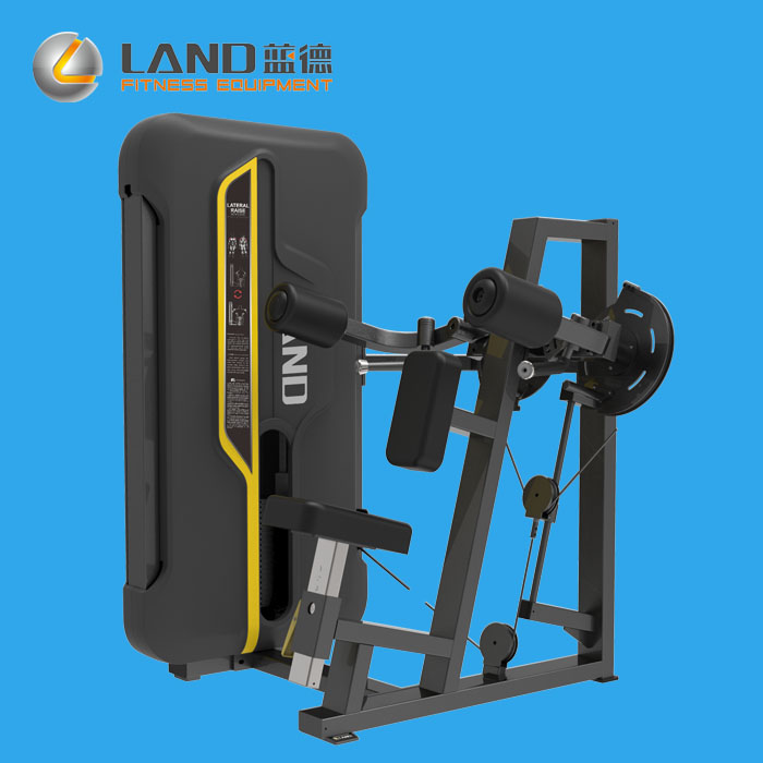 LAND FITNESS Commercial gym equipment Lateral Raise Shoulder press/arm training machine