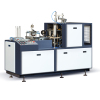 Korea low prices disposable coffee paper cup making machine