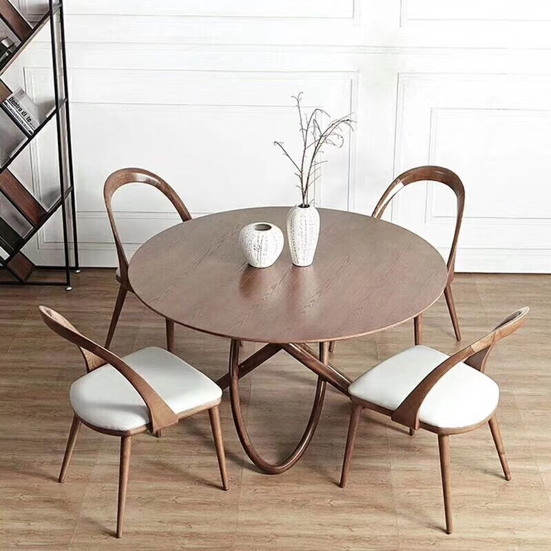 High quality dining table round dinning table set dining room furniture