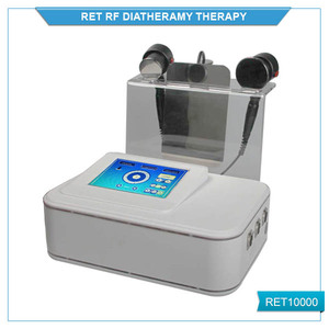 Top beauty Salon use diathermy CET RET rf physical therapy slimming machine
