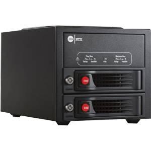 "Cru Acquisitions Group, Llc - Cru Rtx Rtx220-3Qj Das Array - Serial Ata/300 Controller - 2 X Total Bays - Firewire/I.Link 800, Usb 3.0, Esata External ""Product Category: Storage Arrays & Servers/Storage Arrays"""