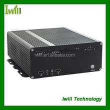 Iwill X8 High Performance Industrial Computer Chassis /mini itx pc case