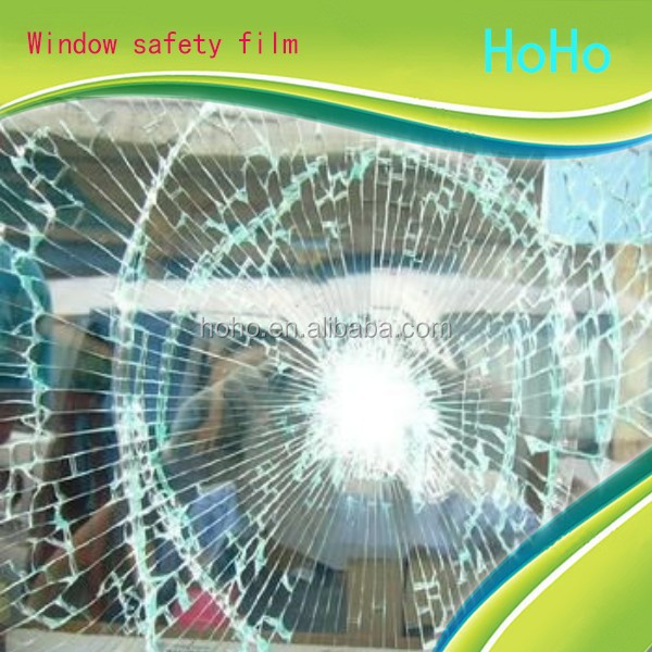 Sell window safety PET bullet proof film Bizs brand