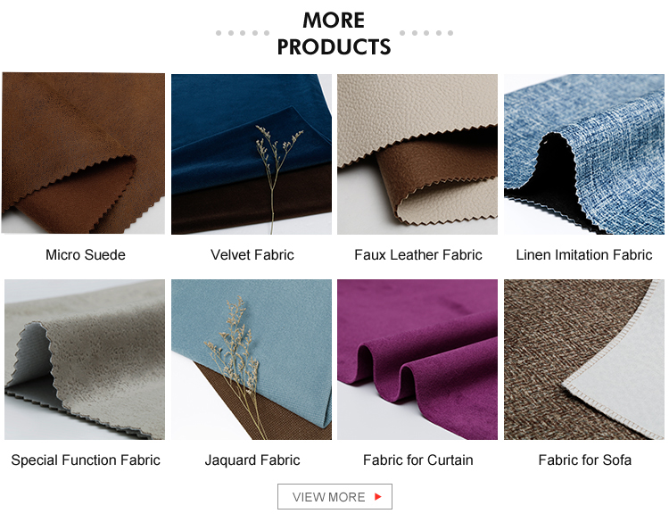 100% Polyester Good Fastness Fabric For Sofa