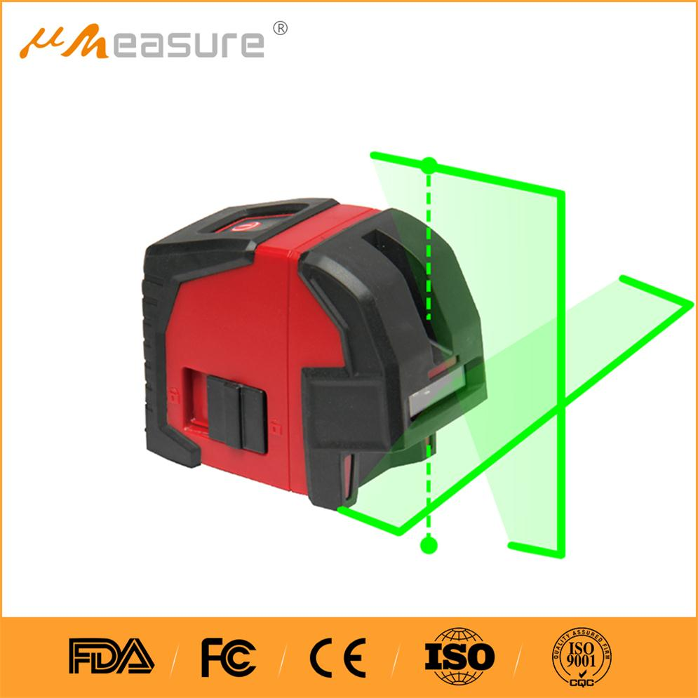 Hight accuracy 2L2D green line laser protable laser <strong>level</strong>
