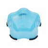 Plastic Small Pet Star Shape Dog Bowl