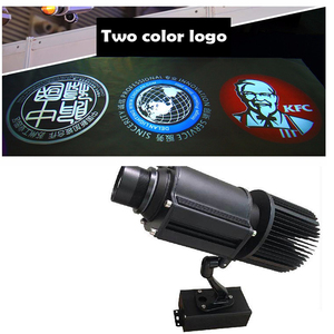professional advertising party light 3d logo projector