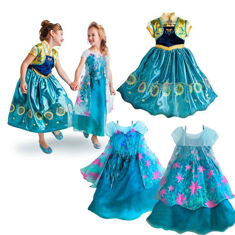 b6d31b98de Cheap Princess Elsa S Dress, find Princess Elsa S Dress deals on ...