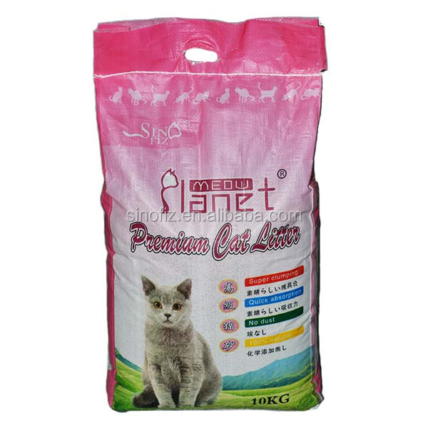 super clumping perfume and dye free cat litter for multiple cats 10kg bag