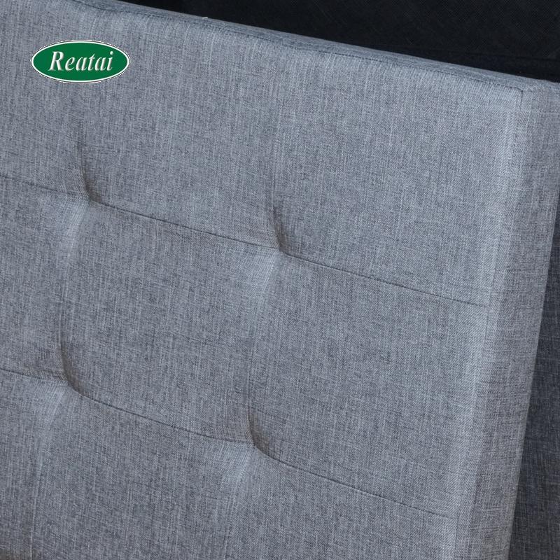 Hot sale storage ottoman folding storage ottoman storage box bench