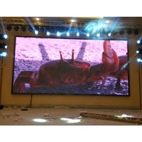 p7.62 indoor led tv screen module full color p5 p6 p7 smd led panel rgb