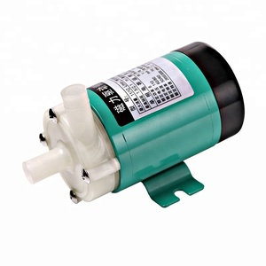 MP-10R/RN Mini 220V AC GFRPP Plastic Magnet Magnetic Driving Centrifugal Chemical Circulation Pump with 2018 best selling