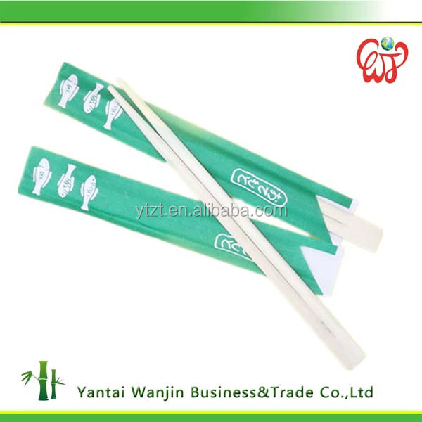 direct manufacture for star hotel customized bamboo chopsticks with logo for food use