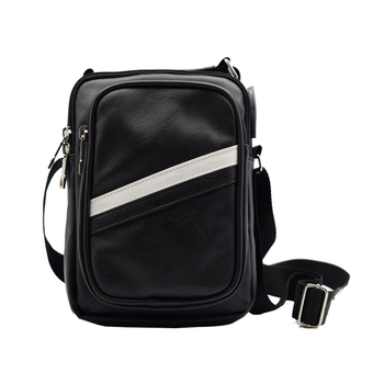 Saiskai M08 Semi Pu Shoulder Bag Mens Side Bags For