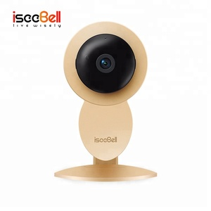 Home Security Mini Wifi IP Video Baby Monitor With Camera
