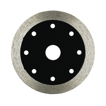 Hot Press Sintered Continuous Rim Diamond Saw Blade for Cutting Stone Granite Marble Concrete Brick