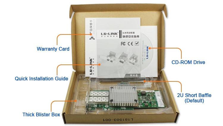 Dual Copper RJ45 PCI Express x4 10/100/1000Mbps 2 RJ45 Port Ethernet Card