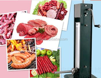 Manual sausage stuffer machineused sausage stuffersausage manual sausage stuffer machineused sausage stuffersausage filling machine sciox Image collections
