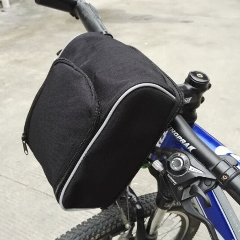 Hot Selling Electric Bike Battery Bag Folding Bicycle Front