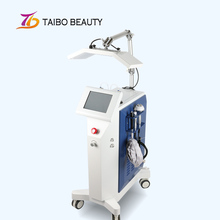 Salon use PDT light skin care spa system jet peel sprayer rf therapy machine