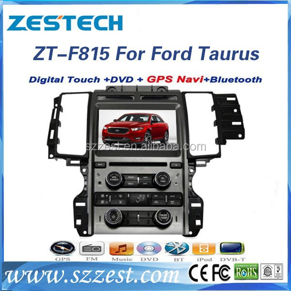 ZESTECH touch screen car dvd gps for Ford Taurus with car dvd radio GPS TV Radio
