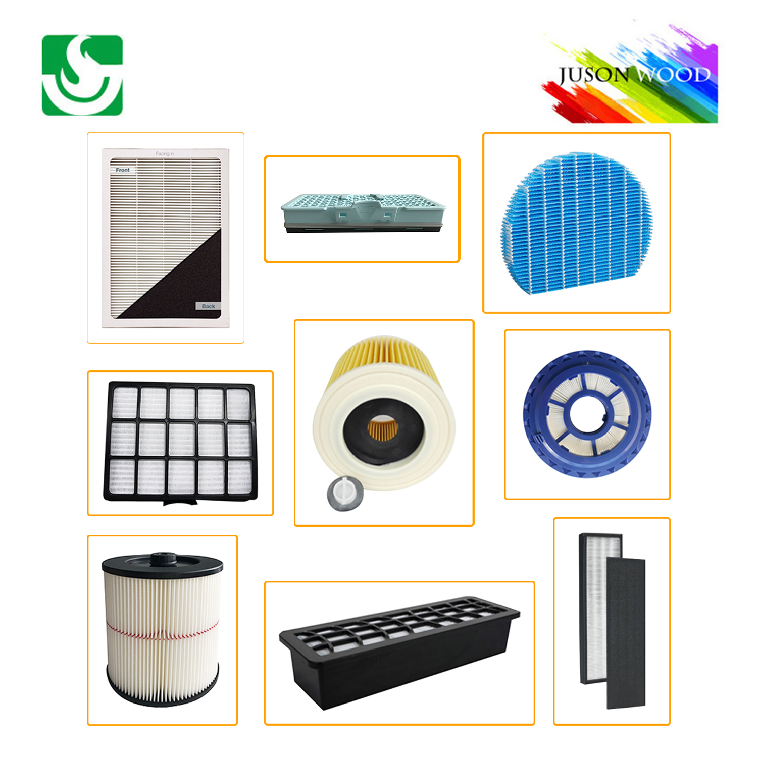 Air filter for craftsamn & LG & blueair & kenmore & K archer & Dyson & Samsung & Zelmer & Sharp