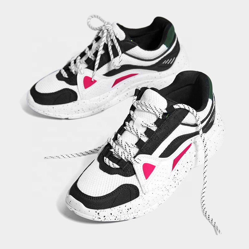 Mens Running Shoes Breathable Cross Training Shoe Slip On Sneakers Lightweight Athletic Walking Footwear
