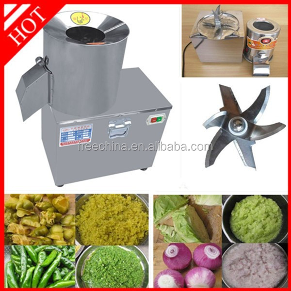 Factory direct supply electric vegetable chopper/vegetable chopping machine/food chopping machine