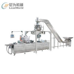 Automatic plastic Film food Thermoforming dates Vacuum Packer for dates