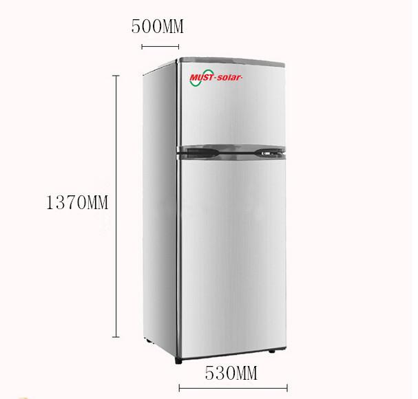 Debe voltios 12 tv refrigerador solar refrigerador solar for Medidas nevera pequena