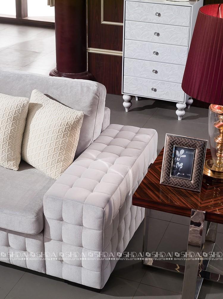 latest modern design sofa set for fancy living room furniture 2014 G1110