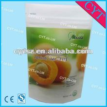 High quality stand up dry fruit packing bag/food bags
