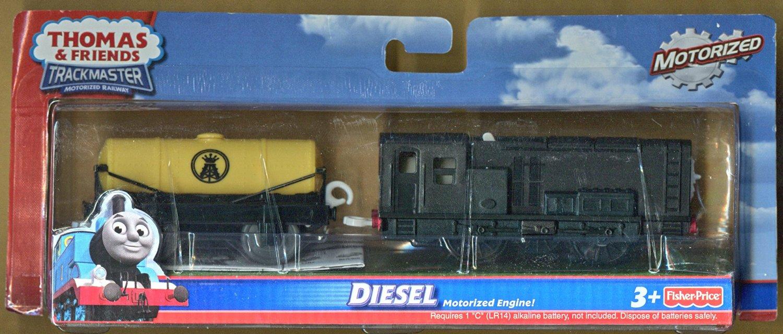 Thomas & Friends ** Motorized ** Thomas the Tank Diesel Engine & Tanker Car ** Hit / Fisher Price