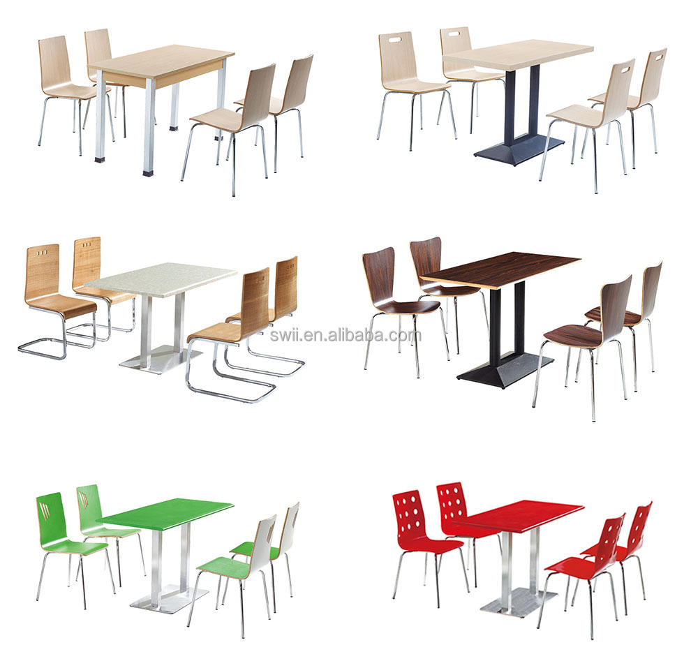 Used wood furniture design in pakistan cafeteria