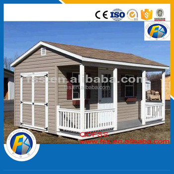 Russian Wooden Log House, Low Prefabricated Wooden Houses Price