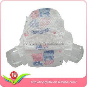 OEM high quality comfy baby baby diapers b grade available