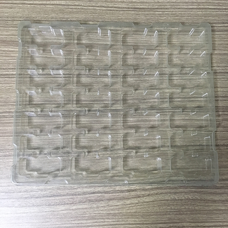 High quality plastic serving tray