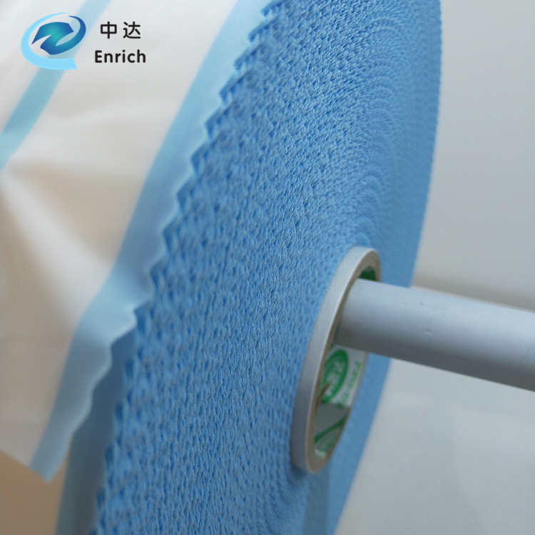 Hot sale PP closure side tape diaper raw material