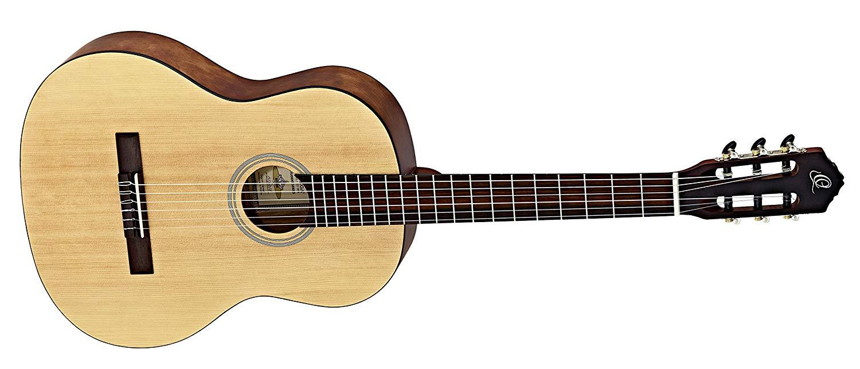 RST5 Student Series Классическая гитара, размер 4/4, глянцевая, Ortega