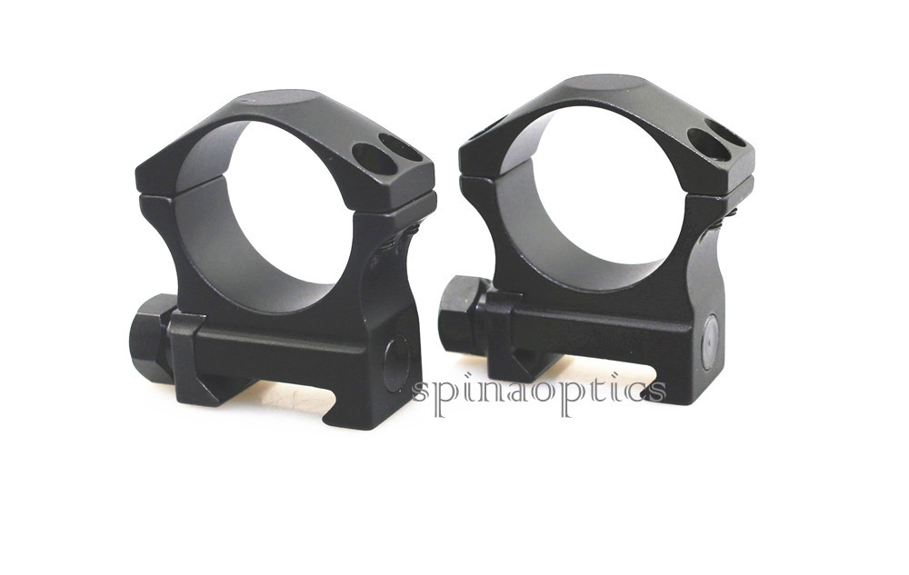 Tactical 30mm Medium Mark Scope Weaver Mount Ring For Picatinny Rail