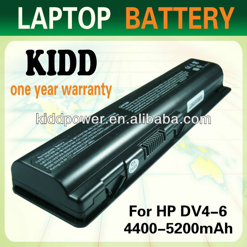 laptop battery for HP CQ45,CQ50,CQ51,CQ55,CQ60,CQ61,CQ70,CQ71,G60,G70 Series