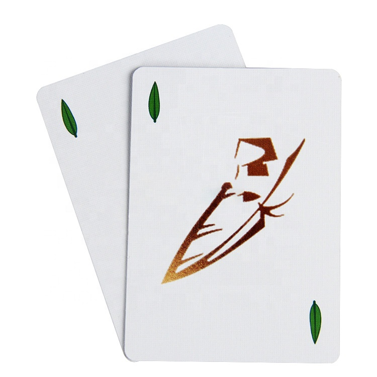 The Cheapest Design Personalised Make Advertising Playing Cards Printing