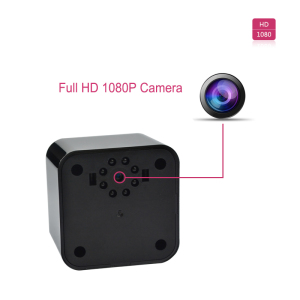 China Professional HD 1080P Hidden Wireless USB Charger Camera with Motion Detection