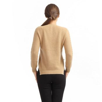 2018 Women's Fashion 100% Cashmere Classic Sweater