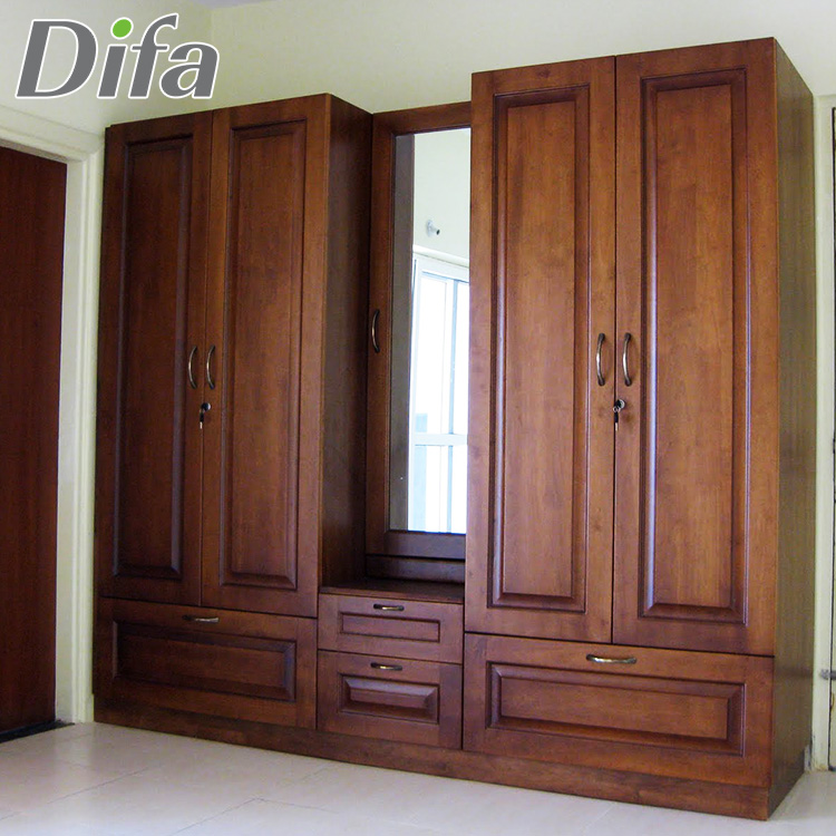 Easy Assembly Teak Wood Locker Wardrobe Cupboard Buy Locker