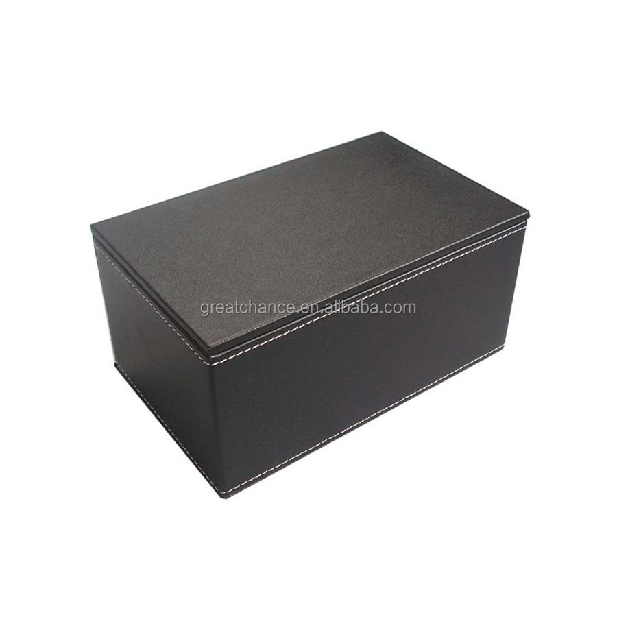 Home Car Room Decor Tissue Holder Rectangle Removable Tissue Paper Box Cover