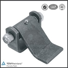 OEM investment casting door hinge cast steel hinge