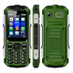 New Arrival 2.4 Inch QVGA Display Dual SIM Card Kingkong G02 Anti-Shock Rugged Cheap Mobile Phone