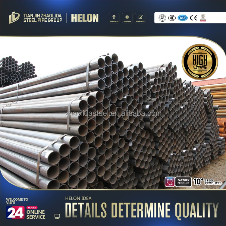 1 inch ! british standard welded steel pipes welded steel pipe for building materials